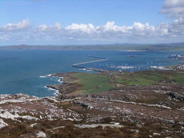 Walk to Mynydd y Twr (Holyhead Mountain) and Ynys Lawd (South Stack) 10 Best Circular Walks on the Anglesey Coast