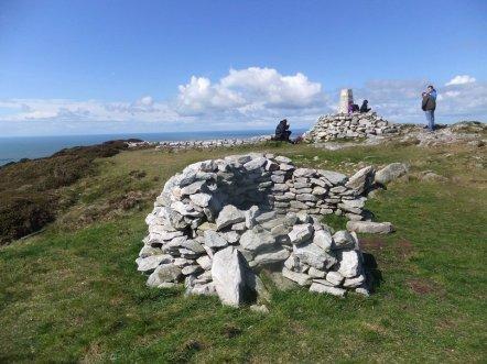 Walk to Mynydd y Twr (Holyhead Mountain) and Ynys Lawd (South Stack) 10 Best Circular Walks on the Anglesey Coast