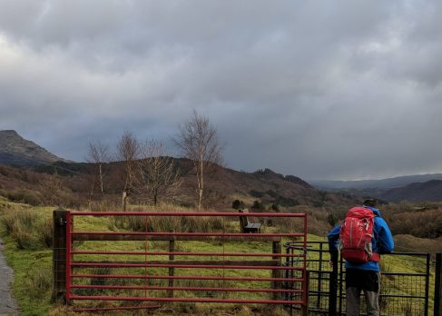 Wales Coast Path Circular Walk - Maentwrog and Llandecwyn