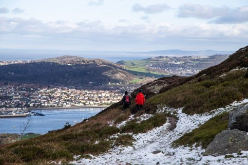 10 Best Circular Walks on the North Wales Coast