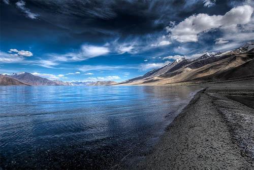 Pangong-Tso -Ladakh