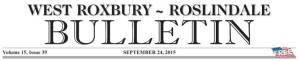 Roslindale Bulletin Banner