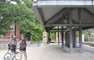 Rozzie Gateway Path Entrance (image courtesy Halvorson Design Partnership, Inc.)