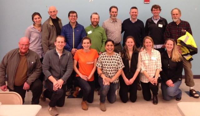 Gateway Path Visioning Session Organizers, Presenters, and Facilitators