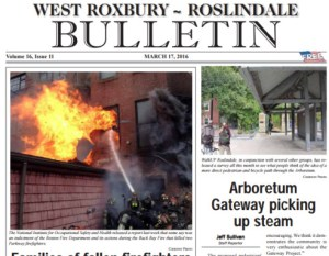 Roslindale Bulletin - Gateway Path Picking up Steam