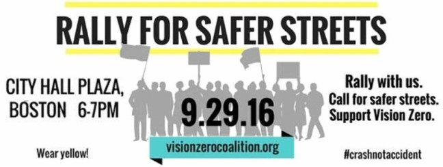 Rally for Safer Streets
