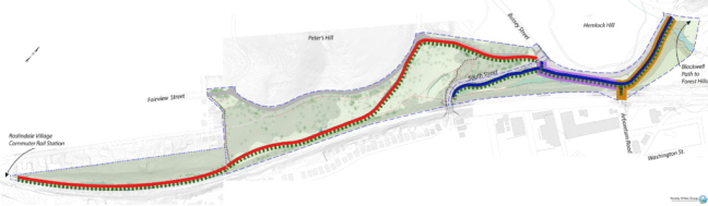 Gateway Path - Proposed Route