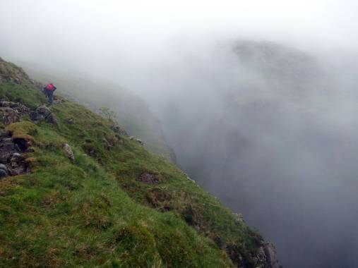 Climb up Scafell Pike via Pier's Gill