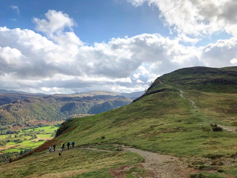 Classic Lake District Walks - Walk up Catbells