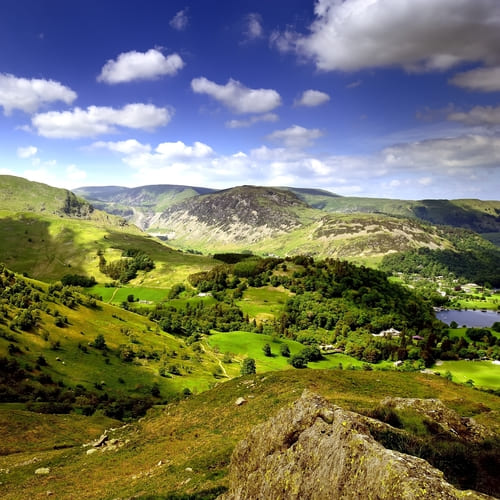Lake District Guided Walks - Helvellyn - square