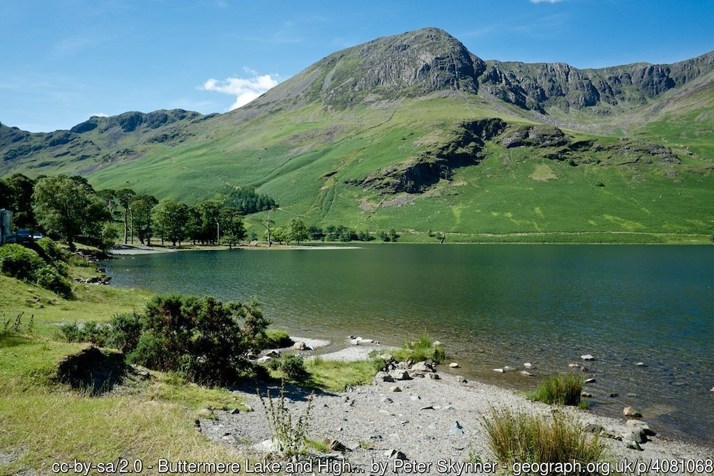 Buttermere Lakeside Walk