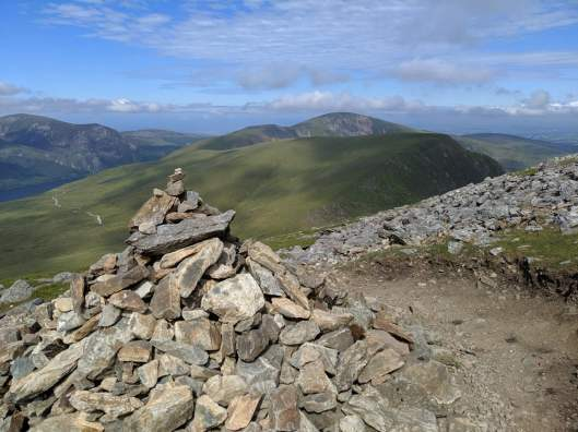 Walk up Snowdon Via the Snowdon Ranger Path