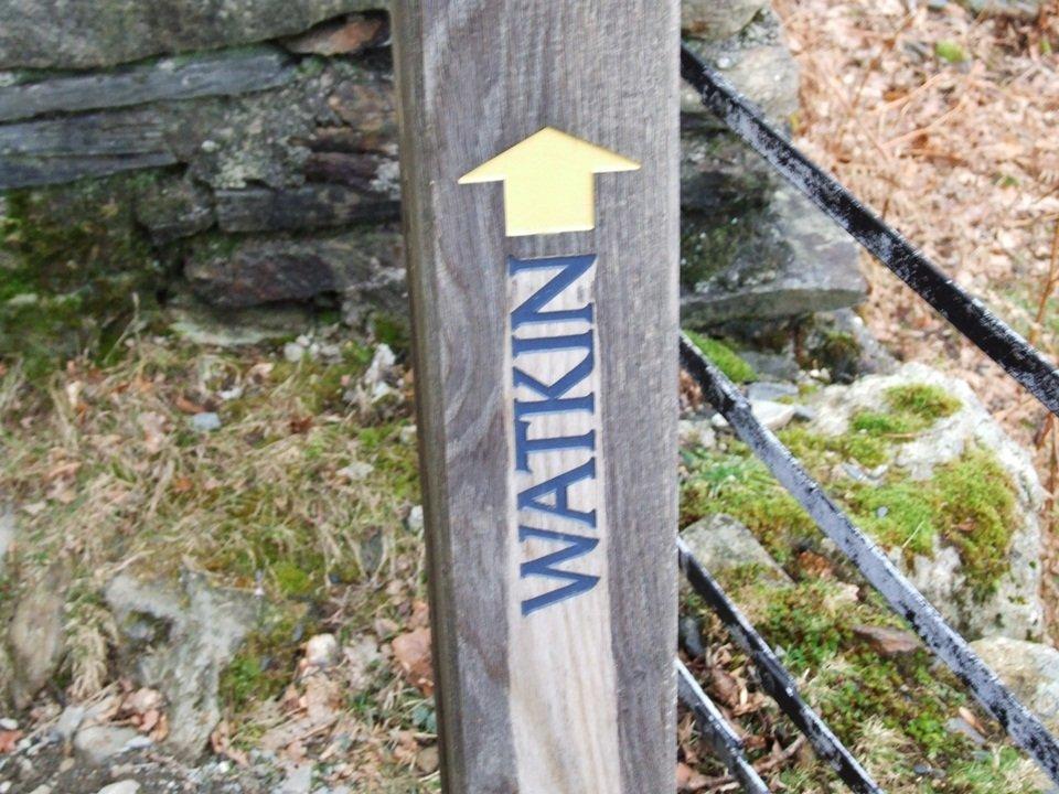 Snowdon Allt Maenderyn (South) Ridge from Nant Gwynant