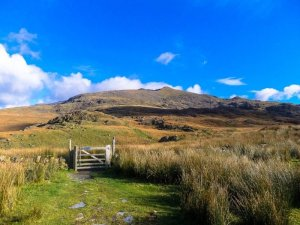 The Snowdon Girdle Walk