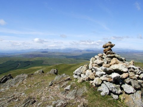 Walking in South Snowdonia - Arenig Migneint