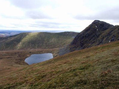 Walking in South Snowdonia - Aran Hirnant