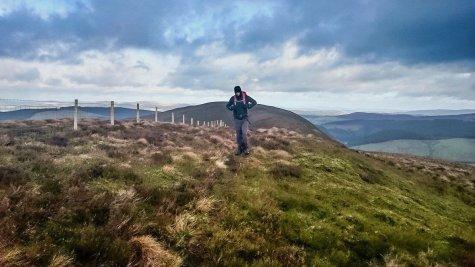 Walking in South Snowdonia - Aran Hirnant