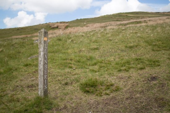 Clogwyn y Gwin Path and Maesgwm (112 of 135)