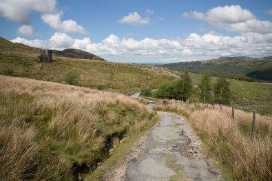 Clogwyn y Gwin Path and Maesgwm (128 of 135)