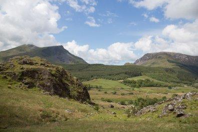 Clogwyn y Gwin Path and Maesgwm (77 of 135)