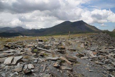Clogwyn y Gwin Path and Maesgwm (89 of 135)