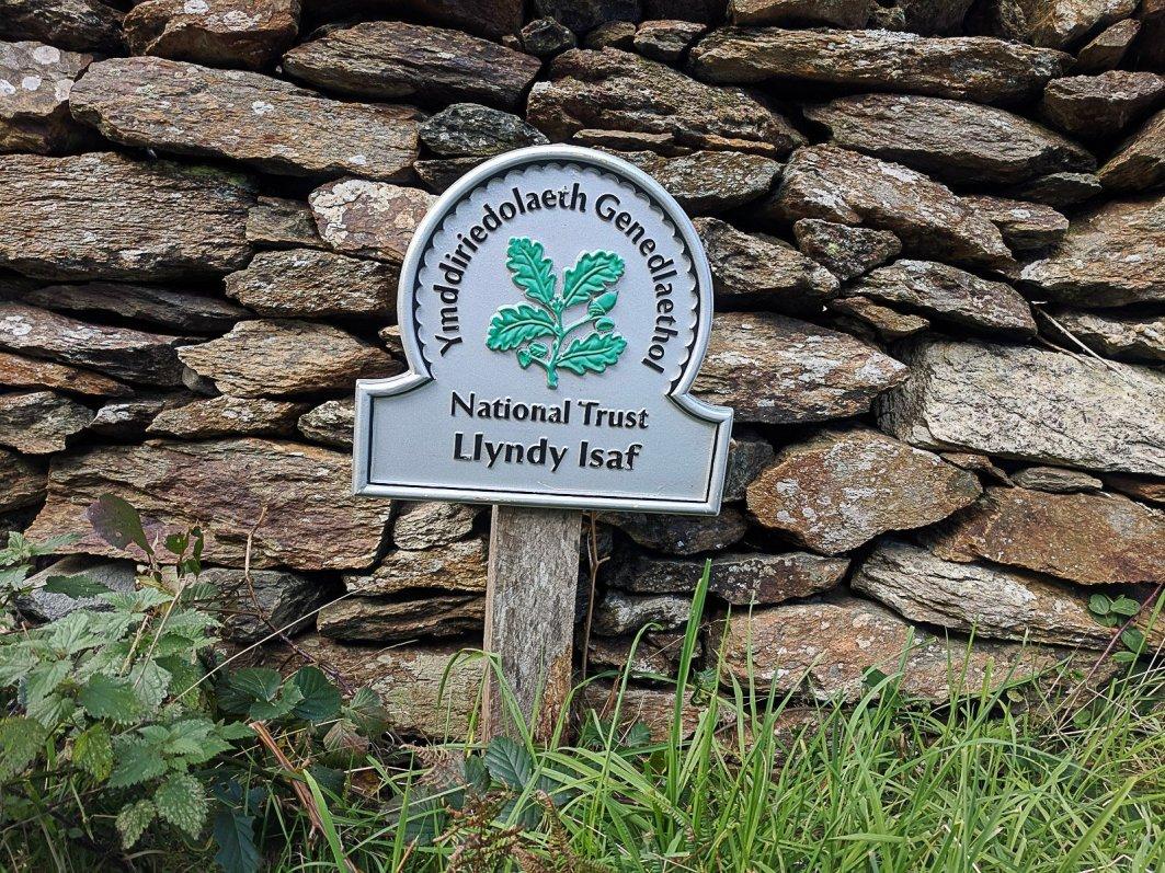 Snowdon Circular Route Section 3 - Lon Gwynant from Beddgelert to Nant Gwynant