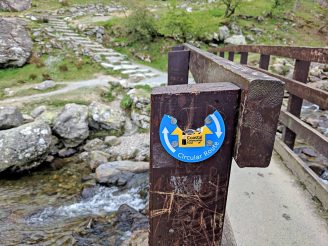 Easy Walks in Snowdonia - Aber Falls - Rhaeadr Fawr