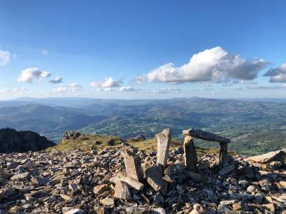 Classic Walks in Snowdonia – Cader Idris via Minffordd Path