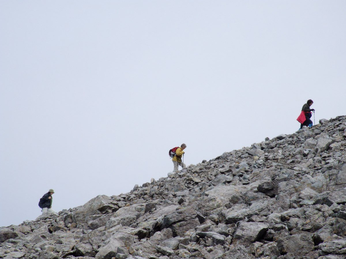 National 3 Peaks Route up Ben Nevis