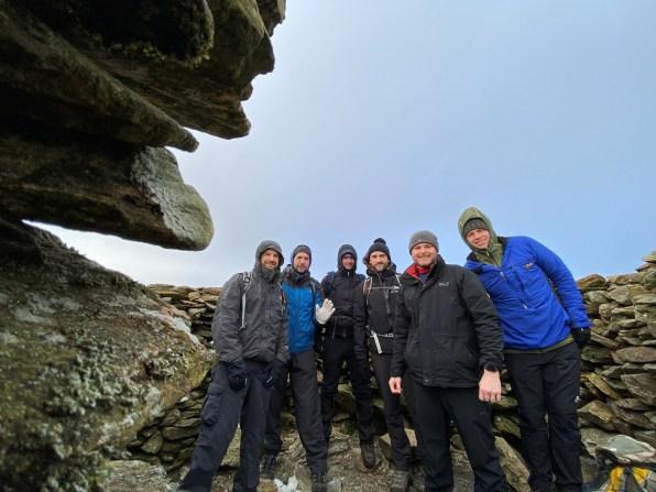Moel Eilio summit