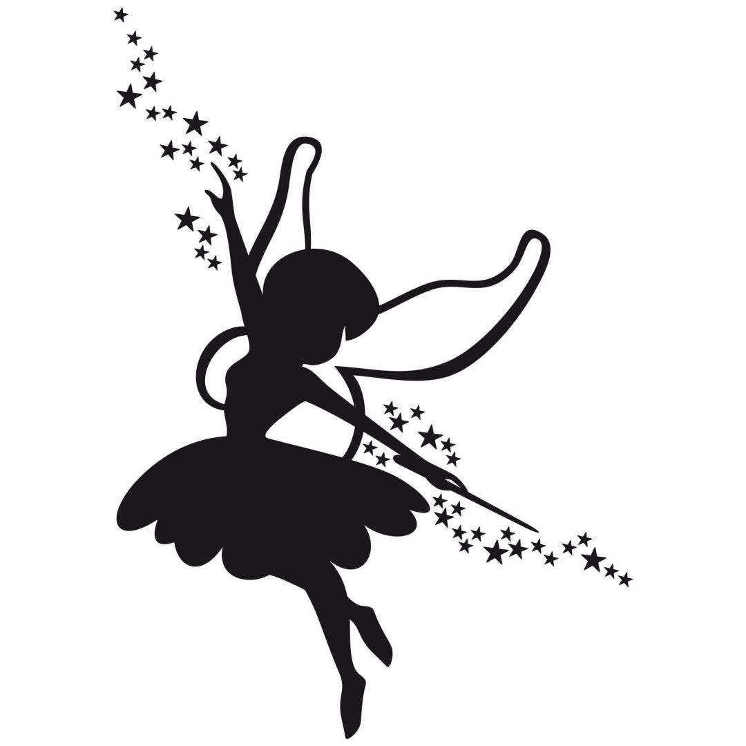 Magic Fairy Wall Sticker