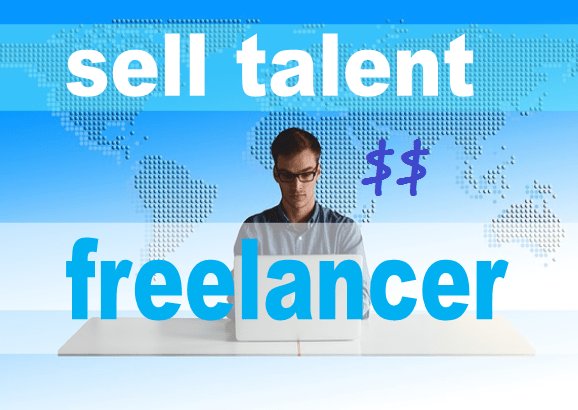 Do work from home as a freelancer