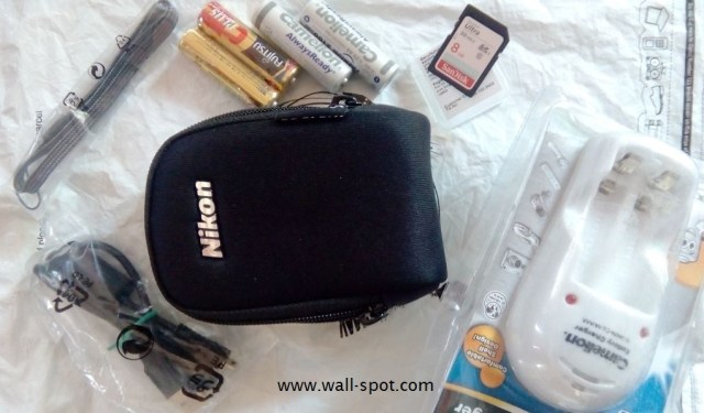 Contents with Nikon COOLPIX L31