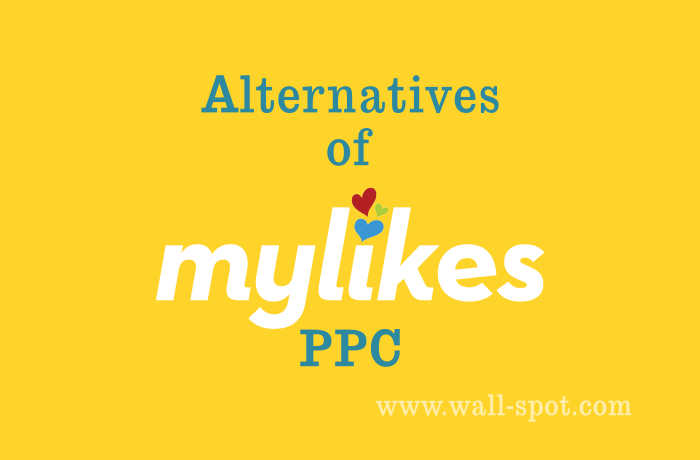 Alternatives Of MyLikes That Pay Per Click