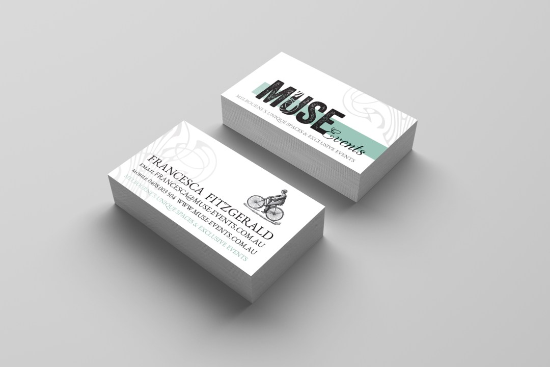 Quality business cards are the perfect networking tool for a growing business