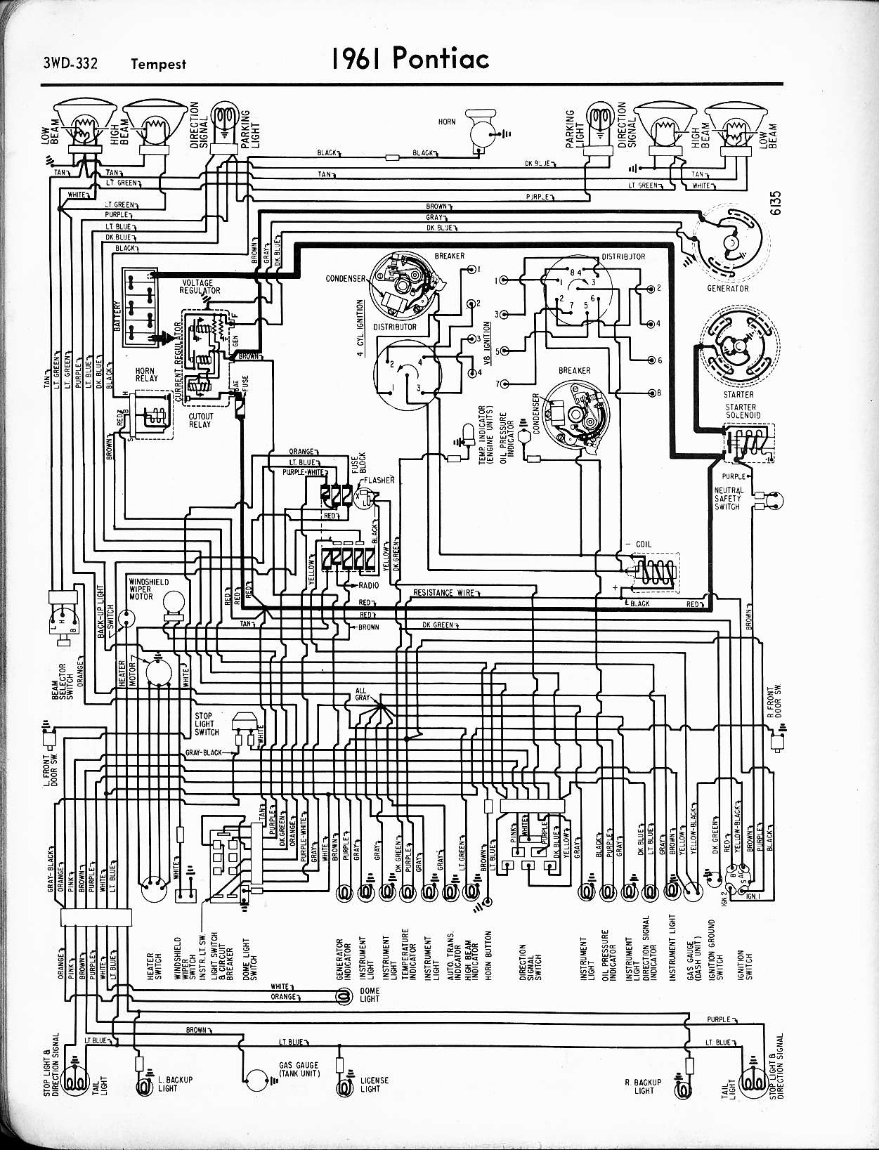 Chevelle Front Wiring Diagram