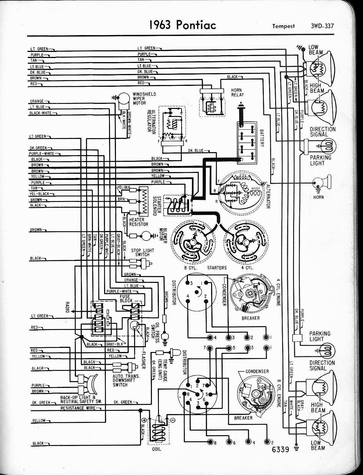 Wallace racing wiring diagrams rh wallaceracing 1965 pontiac lemans wiring diagram wiring diagram 1990 pontiac