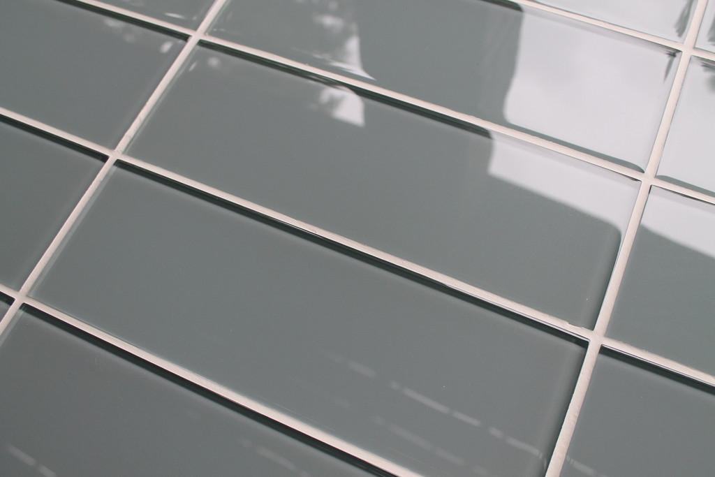 ice grey 4x12 glass subway