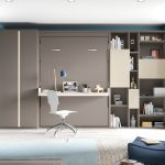 Space Deskbed The London Wallbed Company