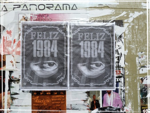 Feliz 1984 / Happy New Year 1984