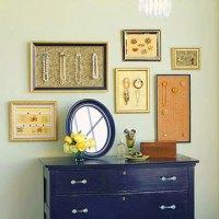 Jewel wall decoration