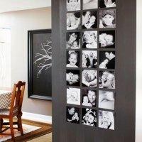Photograph wall art