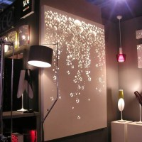 Canvas Lighting Wall Art