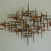 Sculpture Wall Art