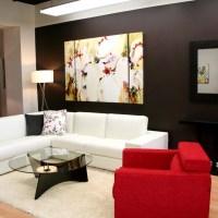 Unique Wall Decoration Idea for Living Room