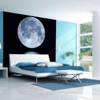 Moon Photo Wallpaper