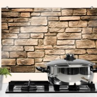 Italian Stone Wall - Kitchen Splashback