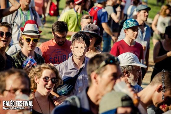 Paléo Festival, Nyon, 18/07/2017