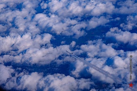 F-GZNR assurant le vol AF276 Paris – Tokyo