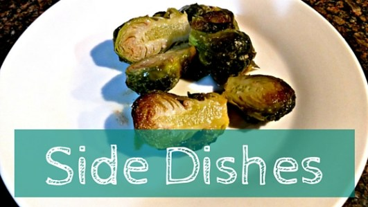 Side Dishes Label